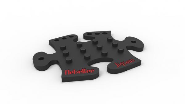 Nebelfee Jigsaw Drip Tip Stand