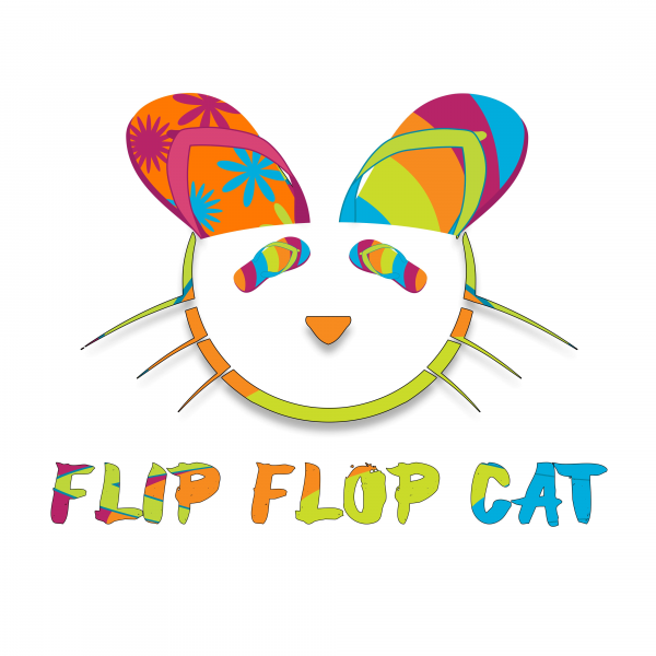 Copy Cat Aroma 10ml Flip Flop Cat