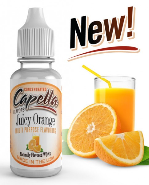 Capella Aroma 13ml Juicy Orange