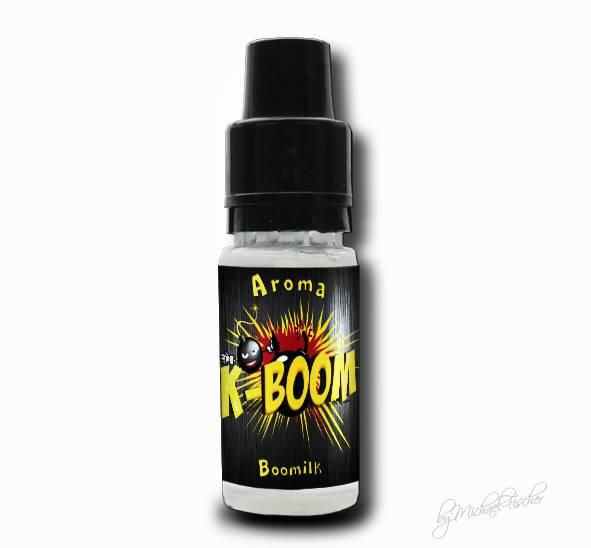 K-Boom Aroma 10ml Boomilk
