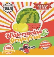 Big Mouth Aroma Retro Juice Watermelon Grapefruit 10ml