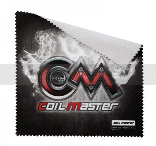 Coil Master Poliertuch