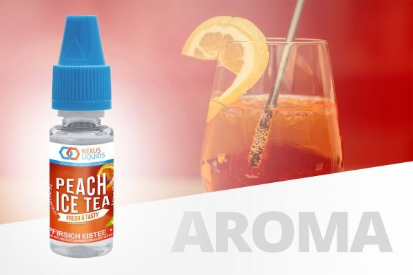 Nexus Aroma 10ml Peach Ice Tea