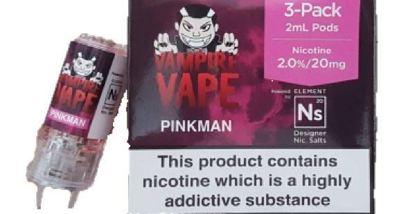 Pinkman - Aspire Gusto Mini Liquid Pod 3x2ml