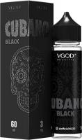 Cubano Black - VGOD Liquid 50ml 0mg