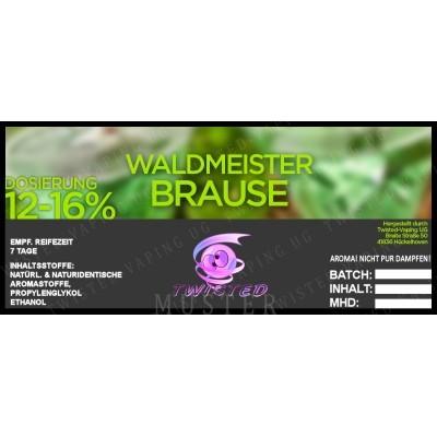 Twisted Flavors-Aroma (10 ml) Waldmeisterbrause