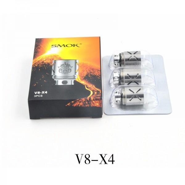 SMOK TFV8 V8-X4 Quadruple Coils (3er Pack)