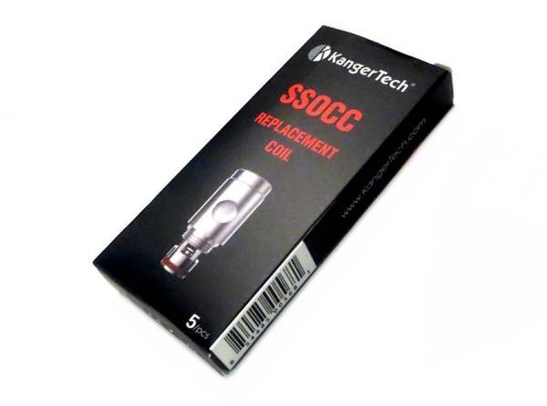 Kangertech Subohm SSOCC Coils (5er Pack)