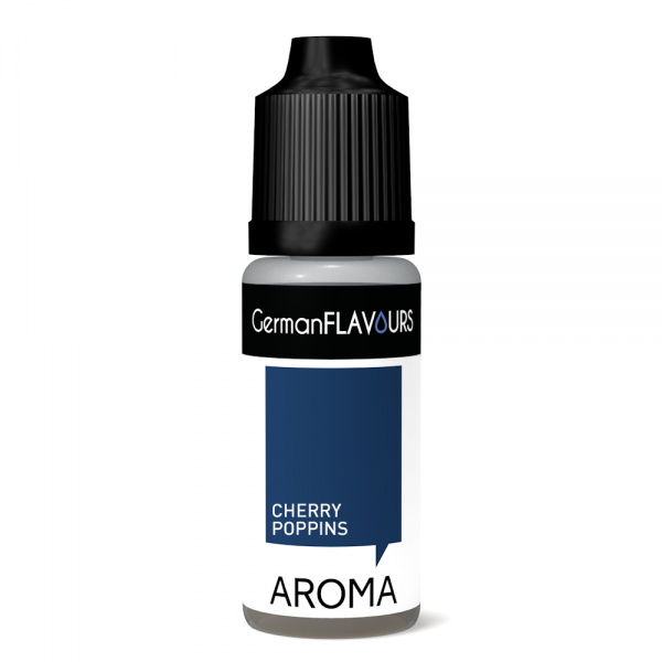 German Flavours Aroma 10ml Cherry Poppins