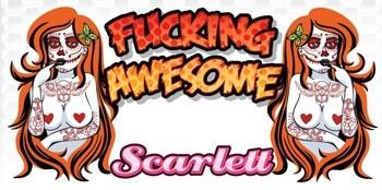Fucking Awesome E-Juice 30ml Scarlett