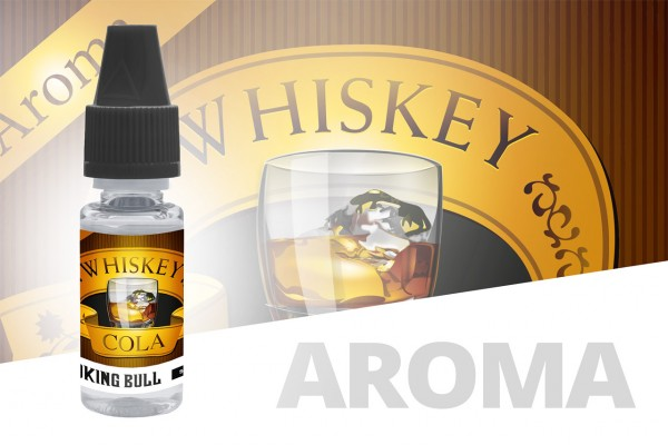 Smoking Bull Aroma 10ml Whiskey Cola