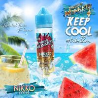 Nikko Iced - Twelve Monkeys Ice Age Liquid 50ml 0mg