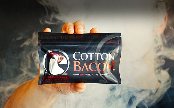 Cotton Bacon XL V2 by Wick'n'Vape