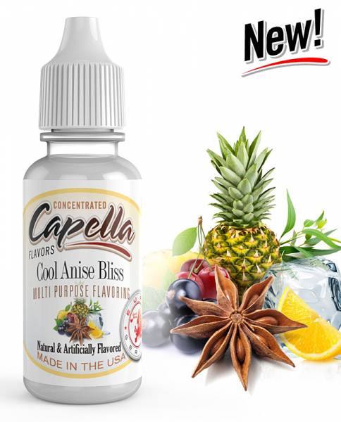 Cool Anise Bliss - Capella Aroma 13ml