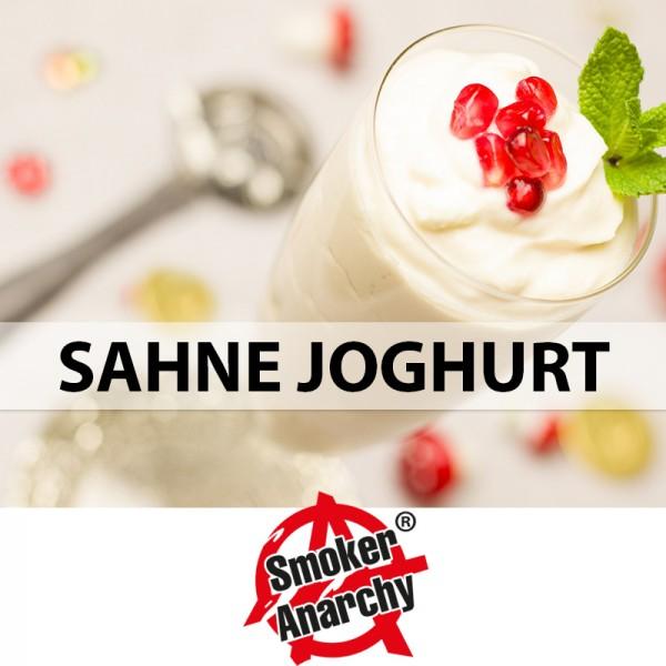 Smoker Anarchy® Premium E-Liquid / Liquid Sahne Joghurt