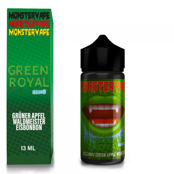 Green Royal Fresh - MonsterVape Aroma 13ml