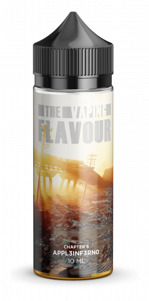 Appleinferno - The Vaping Flavour Aroma 10ml