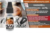 Karamell - MIXD Flavours Aroma 10ml