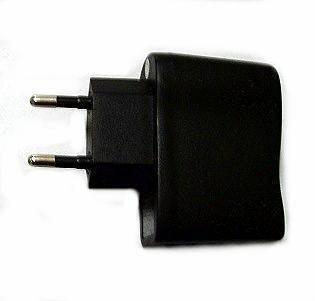 Wandladegerät Netzstecker mit USB-Anschluss