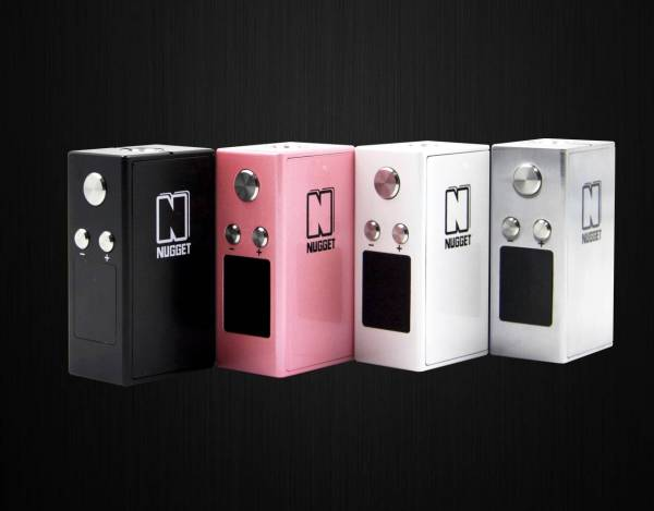 Nugget 50W TC Box Mod by ARTERY