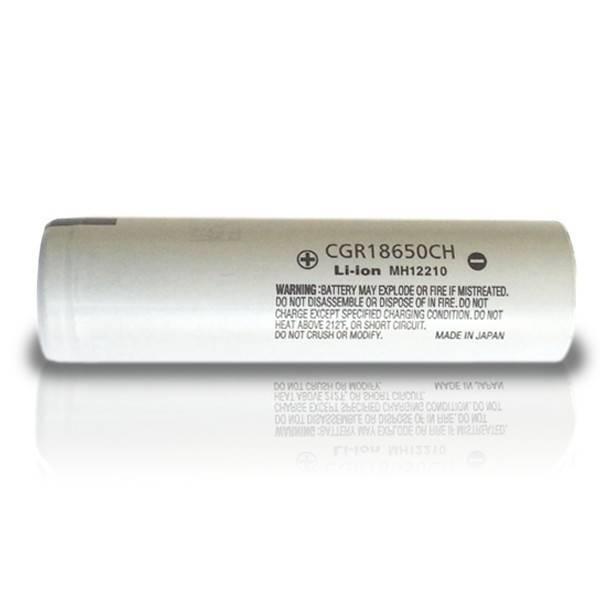 Panasonic CGR18650CH 2250mAh