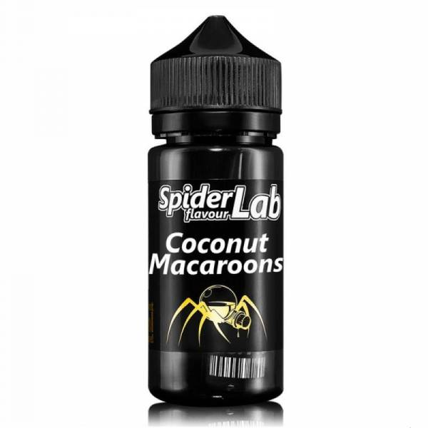 Coconut Macaroons - Spider Lab Aroma 10ml