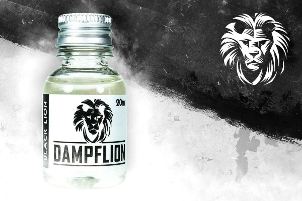 Dampflion Aroma 20ml Black Lion