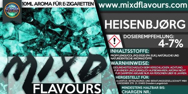 MIXD Flavours Aroma 10ml Heisenbjorg