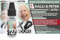 Kalli & Peter - MIXD Flavours Aroma 10ml