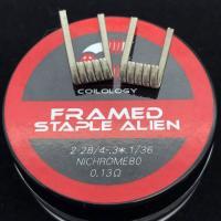 Coilology Framed Alien Staple Coil (2Stück Handgefertigt)
