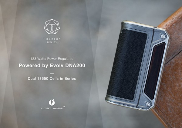 Lost Vape Therion DNA133