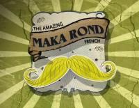 Vape or DIY Aroma 10ml Maka Rond Citron