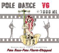 FTR Pole Dance Base VG 99,9% 1000ml 0mg
