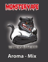 Wild Cat Tobacco - Monster Mix Liquid 100ml 0mg