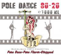 FTR Pole Dance Base 80VG/20PG 1000ml 0mg