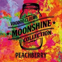Voodoo Clouds Moonshine Aroma Peachberry 10ml