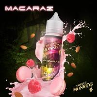MacaRaz - Twelve Monkeys Liquid 50ml 0mg