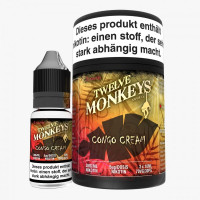 Twelve Monkeys Congo Cream 30ml