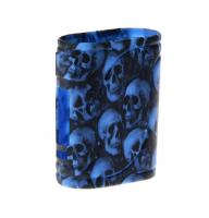 Silikon Cover für iStick Pico 25 Skull blau