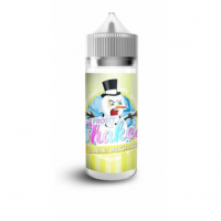 Bananen Milchshake - Dr. Frost Liquids Ready to Shake 100ml 0mg