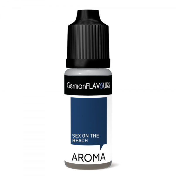 German Flavours Aroma 10ml Sex on the Beach