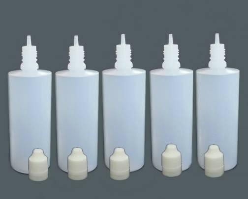 100ml PE Flasche (5 Stück)