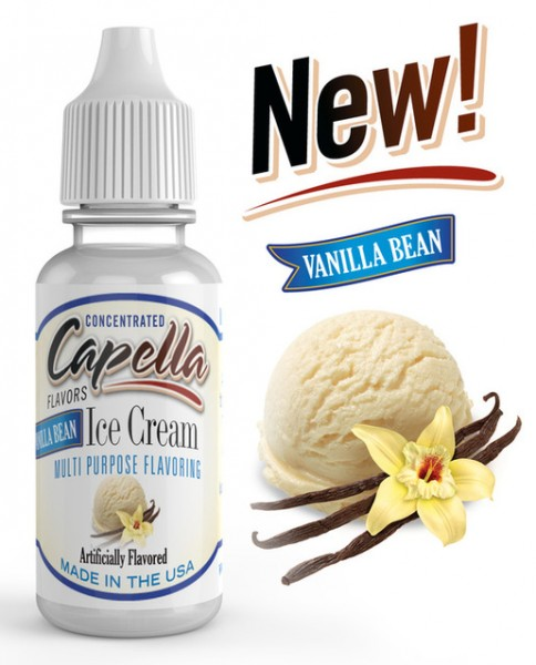 Capella Aroma 13ml Vanilla Bean Ice Cream