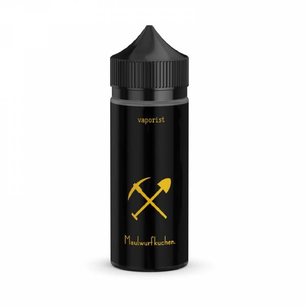 Maulwurfkuchen - Vaporist Liquid 100ml 0mg