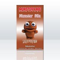 Brownie - Monster Mix Liquid 100ml 0mg