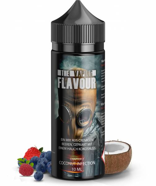 Coco Infection - The Vaping Flavour Aroma