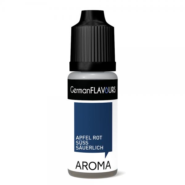 German Flavours Aroma 10ml Apfel Braeburn-(rot süss sauer)