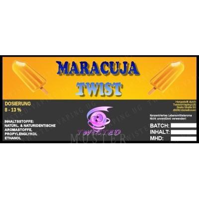 Twisted Flavors-Aroma (10 ml) Maracuja Twist