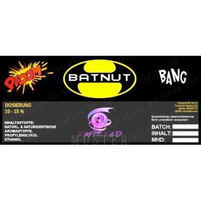 Twisted Flavors-Aroma (10 ml) BatNut