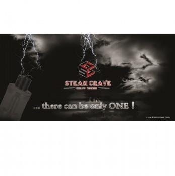 Steam Crave Wickelmatte
